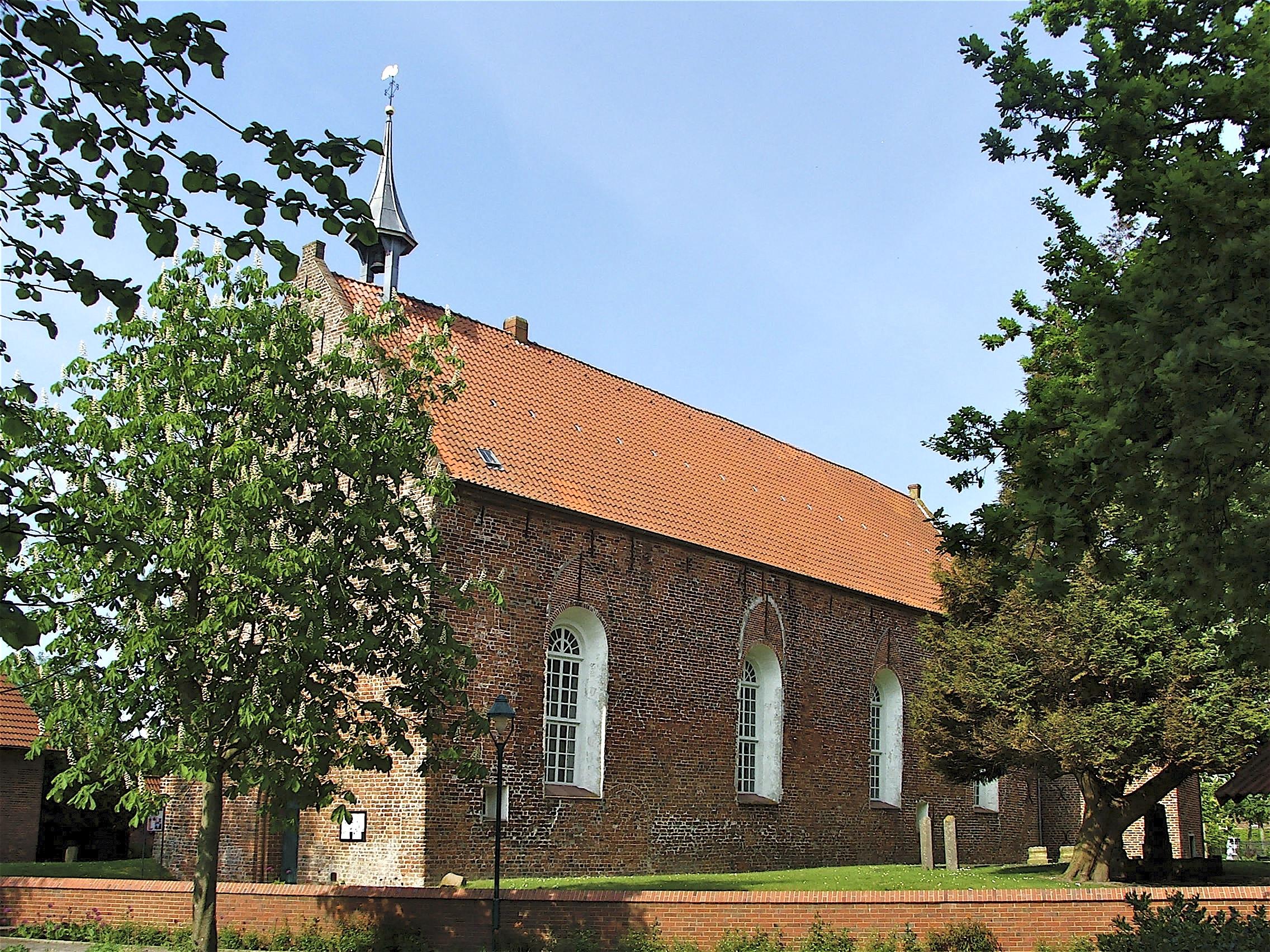 Visquarder Kirche