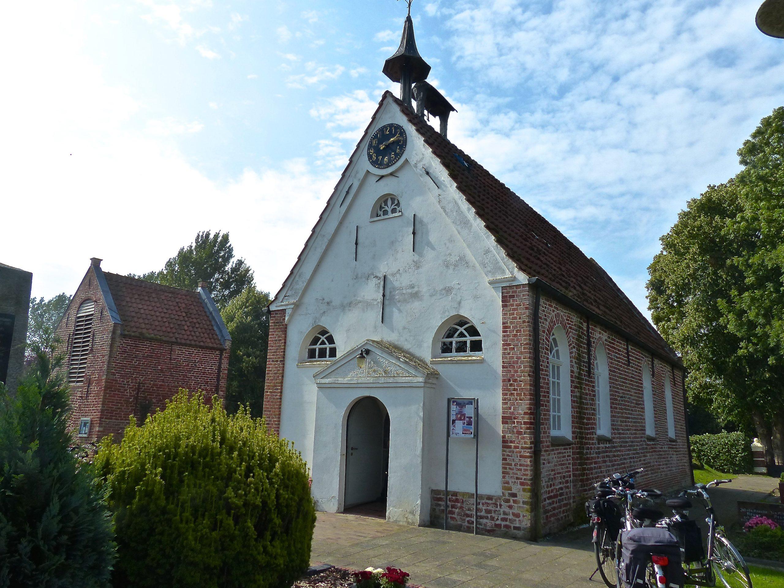 Woltzetener Kirche