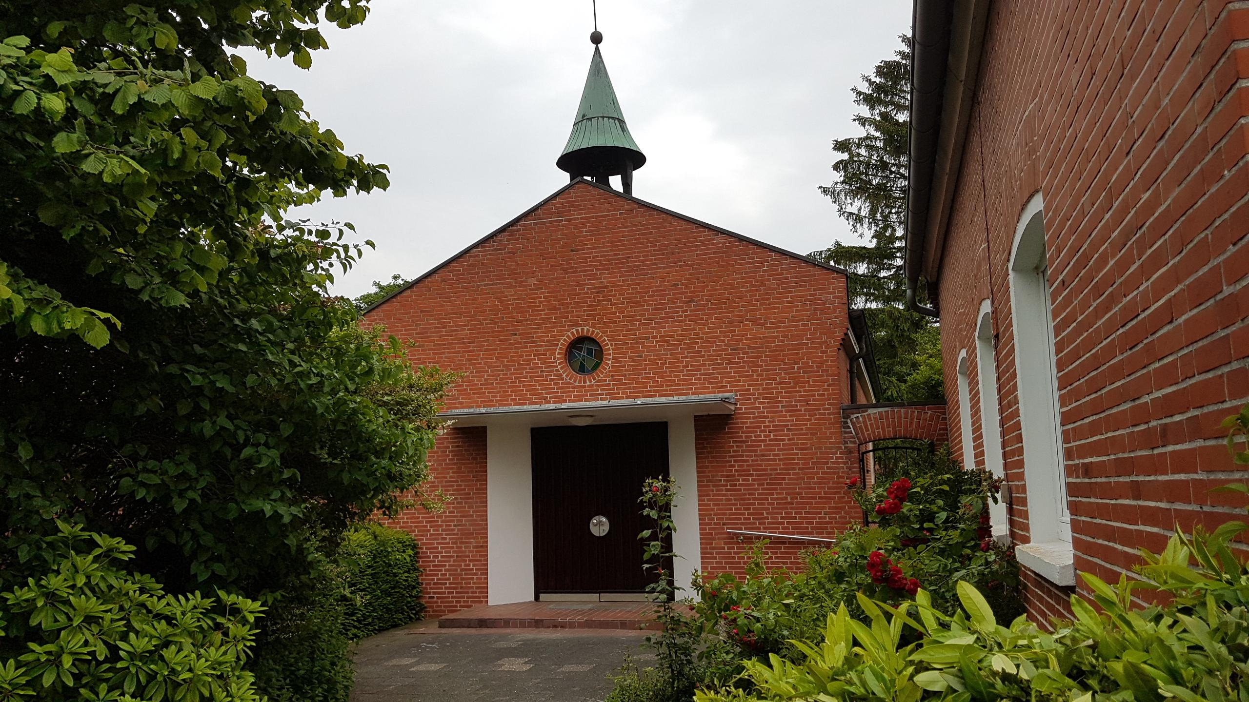 St.-Hedwig-Kirche Pewsum