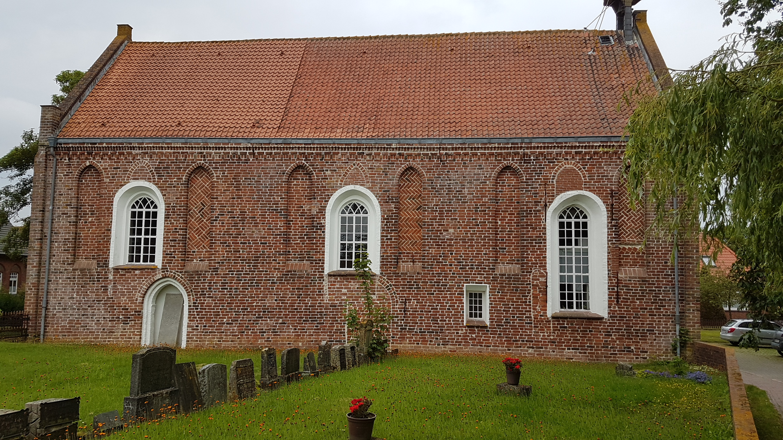 Reformierte Kirche Campen