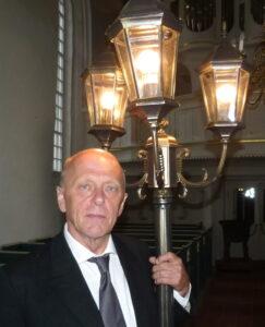 Herr Boomgaarden (Bild: Albert Meyer)