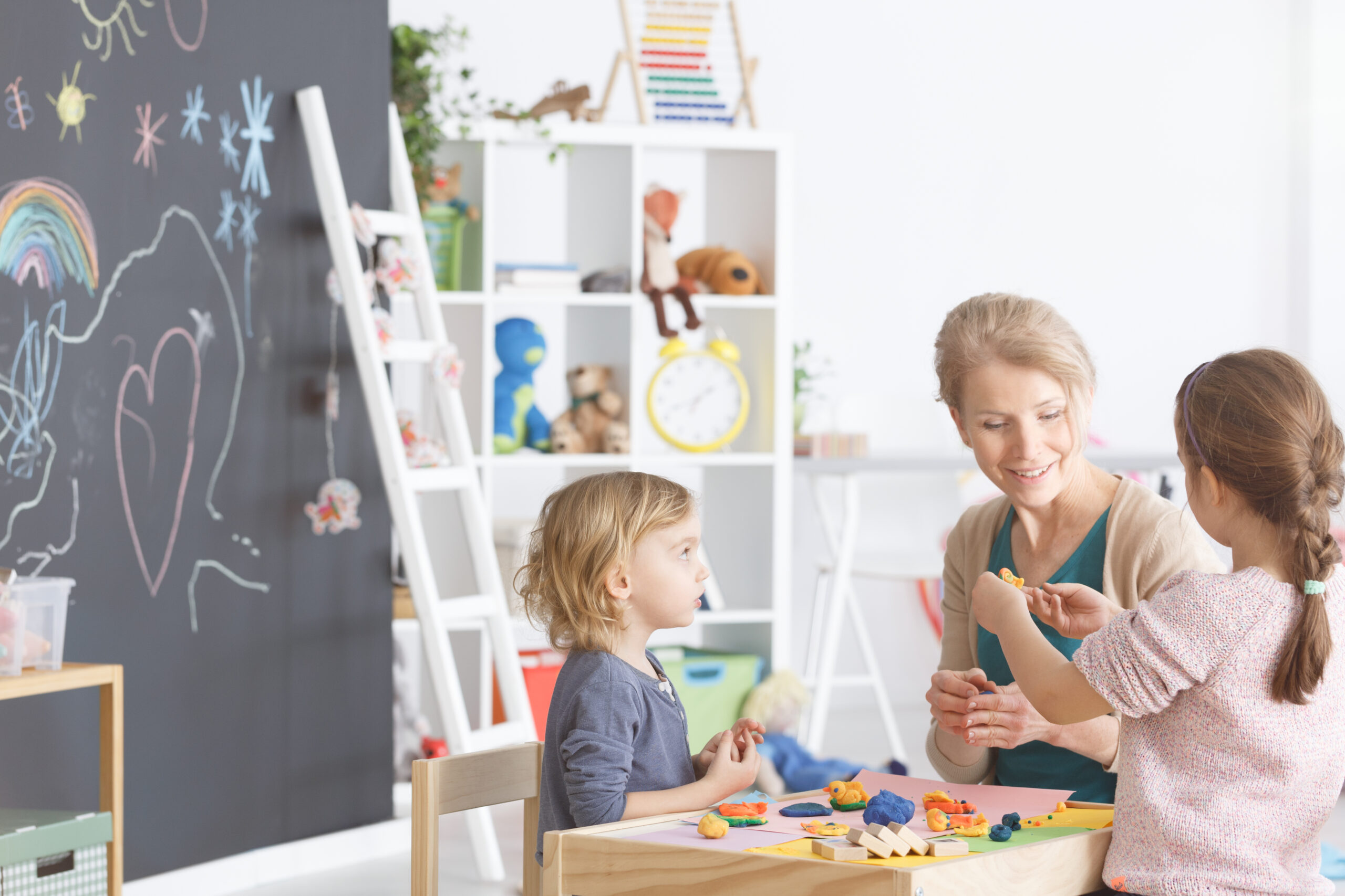Kindertagesstätten - Anmeldungen für 2021